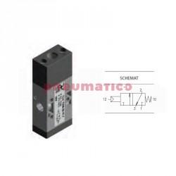 """Zawór pneumatyczny sprężyna T228.32.11.1 3/2 PNEUMAX 1/8"""""""
