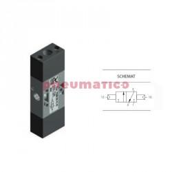 """Zawór pneumatyczny bistabilny T228.32.11.11 3/2 PNEUMAX 1/8"""""""