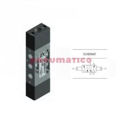 """Zawór pneumatyczny bistabilny T228.52.11.11 5/2 PNEUMAX 1/8"""""""