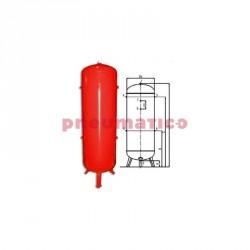 Zbiornik ciśnieniowy pionowy K500 L