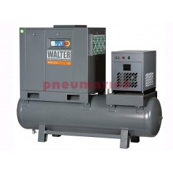 Kompresor śrubowy WALTER SKTG 75 [8/10/15 bar] COMBO