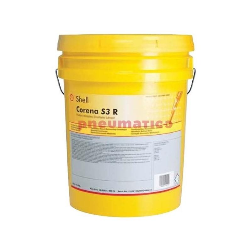 Inteligentny Olej do kompresorów śrubowych CORENA D46 S3 R46 SHELL - 20 litrów KE99