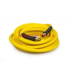 Wąż flex 19x12 mm 15m żółty