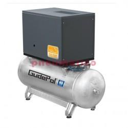 Kompresor wyciszony - Sprężarka bezolejowa Gudepol HDOS 20-90-300