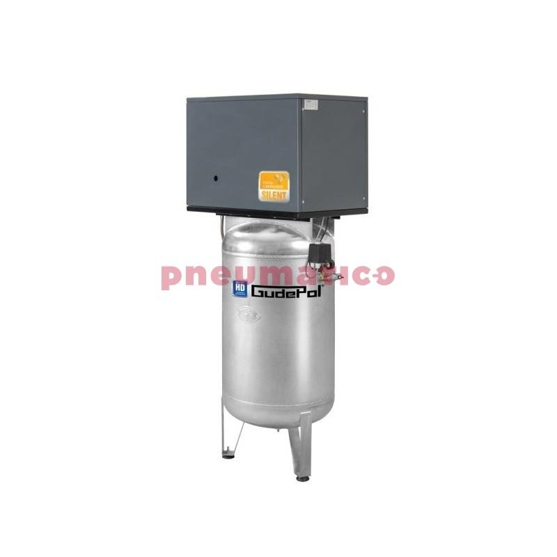 Kompresor wyciszony - Sprężarka Gudepol HDVS 40-270-510-230