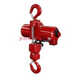 Mini pneumatyczny wciągnik łańcuchowy Red Rooster TCR-500C2