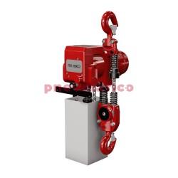 Pneumatyczny wciągnik łańcuchowy Red Rooster TCR-2000C2