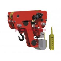 Mini pneumatyczny wciągnik łańcuchowy Red Rooster TCR-125C