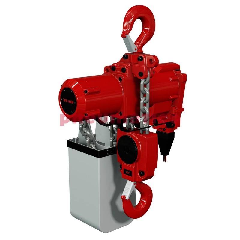 Pneumatyczny wciągnik łańcuchowy Red Rooster TMH-6000C