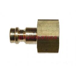 Szybkozłącze niskociśnieniowe męskie z gw.wew typ 21KA