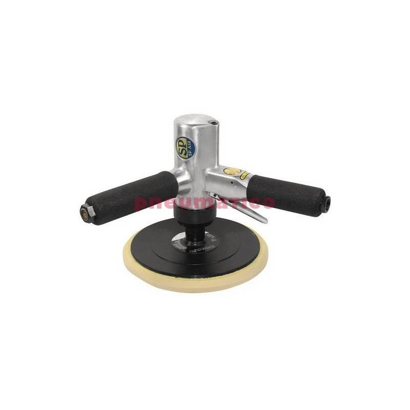 Polerka czołowa SP-AIR SP-1240 180mm 2.500 obr/min