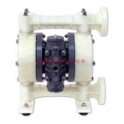 """Pompa membranowa YAMADA NDP25BPSPP 1"""" z dystrybutorem powietrza"""