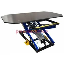 Stół tapicerski TS-3/OB obrotowy z pozycjonerem