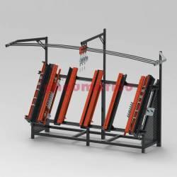 Stół do produkcji palet PT-2800