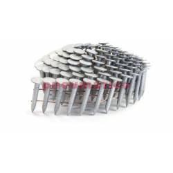 Gwoździe papowe 3.1/132 HDG RI – ocynk ogniowy 1op.- 7.200szt.