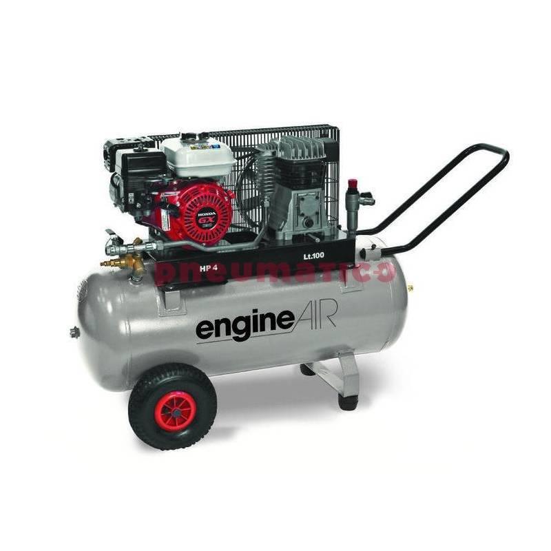 Kompresor przewoźny CHICAGO PNEUMATIC  ENGINEAIR 5,5/200 PETROL 5,5 HP