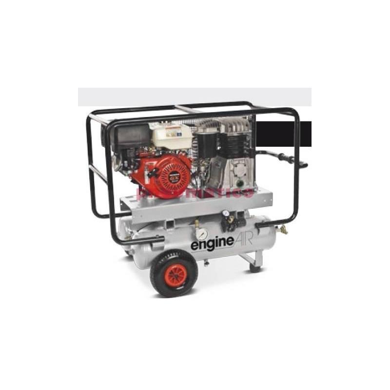 Kompresor przewoźny CHICAGO PNEUMATIC ENGINEAIR 7,1/25+25R PETROL 7 HP
