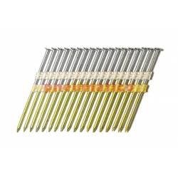 Gwoździe łączone plastikiem RK 3.8/100 BK 1op.- 1.250szt.