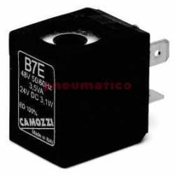 CAMOZZI B73 CEWKA 24VDC 10W
