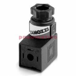 Wtyczka DIN 43650 do elektrozaworu CAMOZZI 126-800