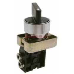 Zawór ręczny - przełącznik krótki 3/2 NC PNEUMAX