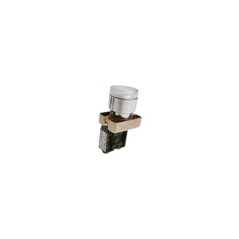 Zawór ręczny - przycisk dwupozycyjny (bistabilny) 3/2 NC PNEUMAX
