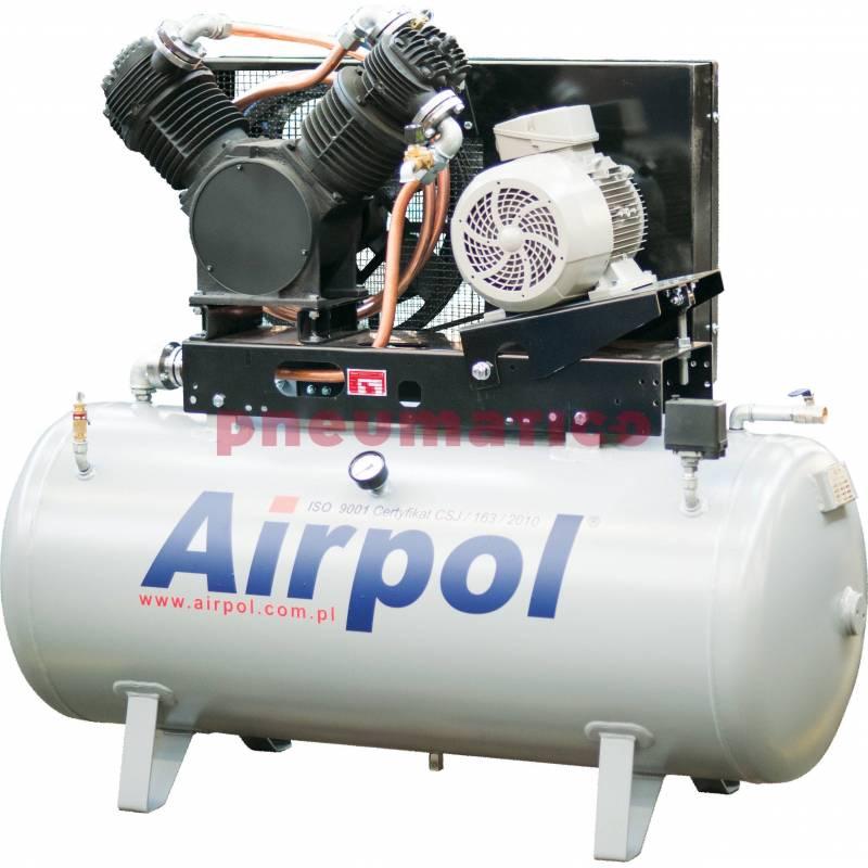 Sprężarka tłokowa AB25-380-400 AIRPOL bezolejowa