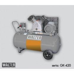 Kompresor - Sprężarka WALTER GK 420-2.2/200