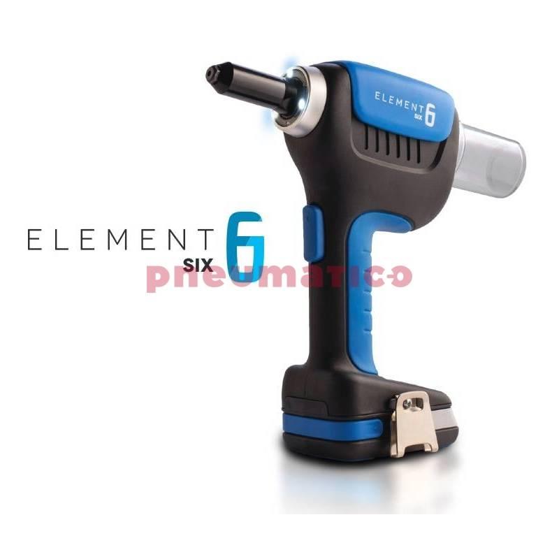 Nitownica akumulatorowa do nitów strukturalnych Scell-it E-6