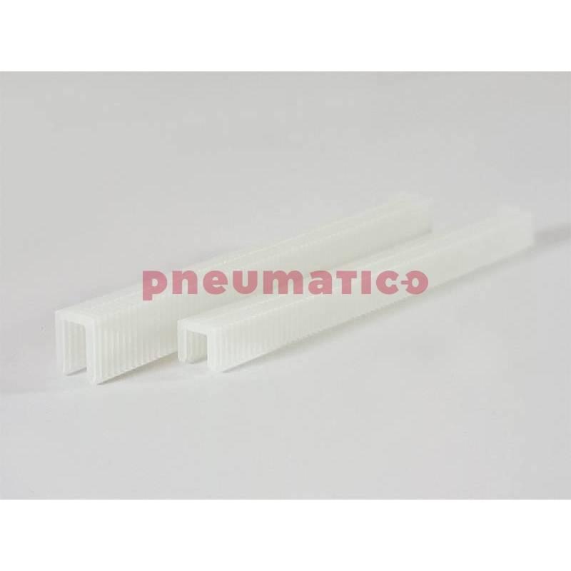 Zszywka plastikowa PNEUMATICO 83P neutralna 15mm 1op.-7560szt.