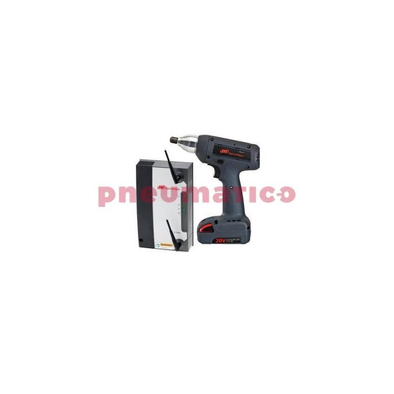 Wkrętarka akumulatorowa przetwornikowa WiFi 2,4-12 Nm Ingersoll Rand QXX2PT12PS6