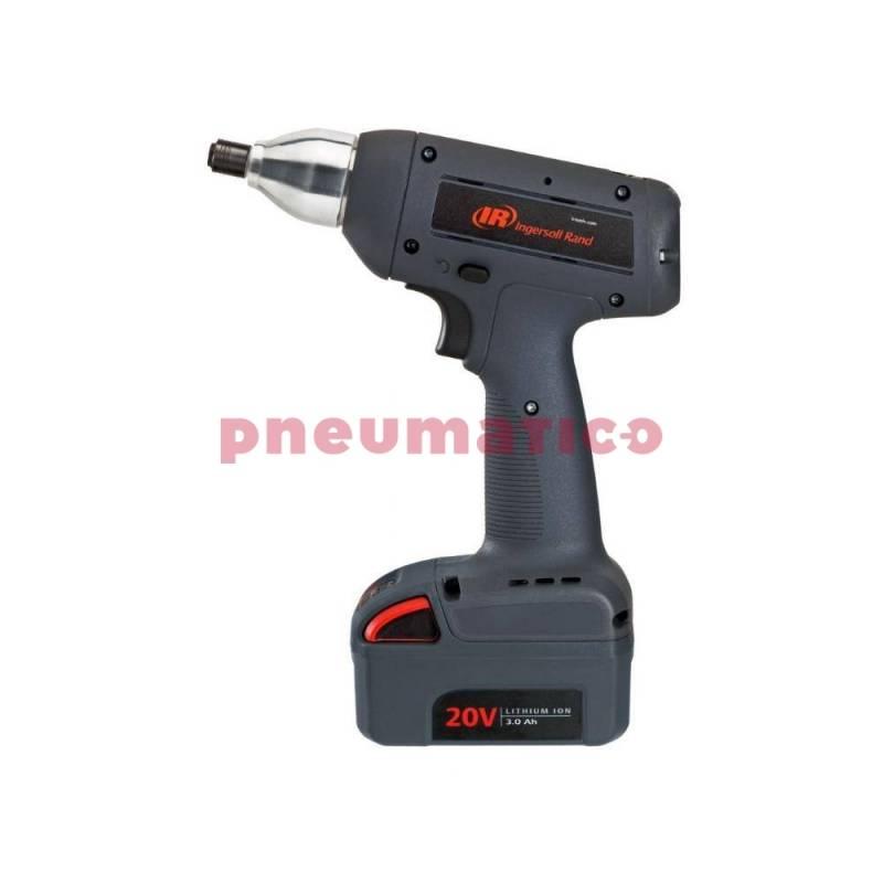 Wkrętarka akumulatorowa przetwornikowa USB 2,4-12 Nm Ingersoll Rand QXC2PT12PS4