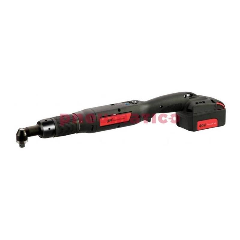 Akumulatorowa wkrętarka kątowa WiFi o wysokim momencie obrotowym 12-60 Nm Ingersoll Rand QXX5AT60PS08