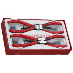 Szczypce do pierścieni osadczych wewnętrznych i zewnętrznych TT474-7 - Teng Tools