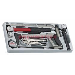 9-elementowy zestaw narzędzi TTPS09 - Teng Tools