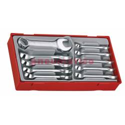 Zestaw kluczy płasko-oczkowych TT6010M - Teng Tools