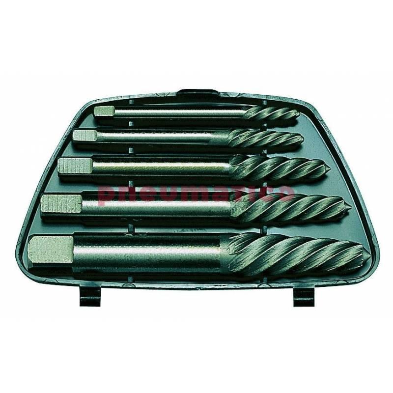 Zestaw wykrętaków SE05 - Teng Tools