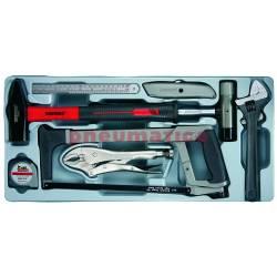 9-elementowy zestaw narzędzi TTPS09E - Teng Tools