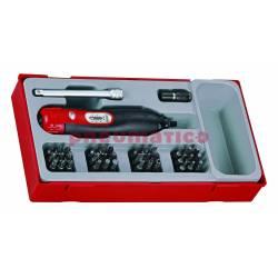 39-elementowy zestaw wkrętaka dynamometrycznego, TTSD39 - Teng Tools