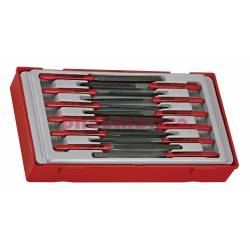 Zestaw pilników iglaków TTNF12 - Teng Tools