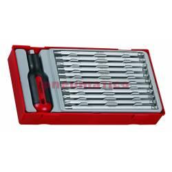 12-elementowy zestaw wkrętaków TTMD12D - Teng Tools