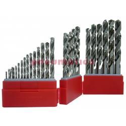 Zestaw wierteł 1-10 mm DB028 - Teng Tools