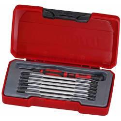Wkrętaki precyzyjne w zestawie TM708 - Teng Tools