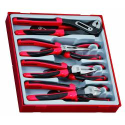 8-elementowy zestaw szczypiec TTD441-T - Teng Tools