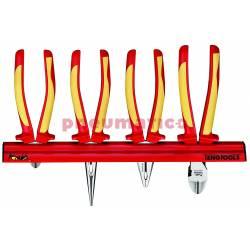 Zestaw szczypiec - izolacja 1000 V WRMBV04 - Teng Tools