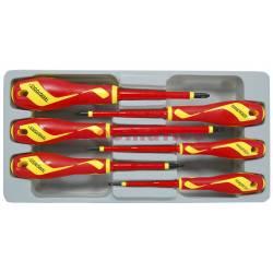 6-elementowy zestaw wkrętaków izolowanych 1000V MDV906N - Teng Tools