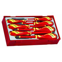 Zestaw wkrętaków 1000 V TTV907N - Teng Tools