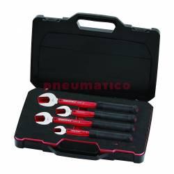 Zestaw kluczy dynamometrycznych z momentem ustawionym fabrycznie ACD01 - Teng Tools