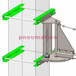Element montażowy Pneumatico JG-004G