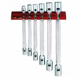 Wieszak ścienny do kluczy nasadowych przegubowych WRDF06 - Teng Tools